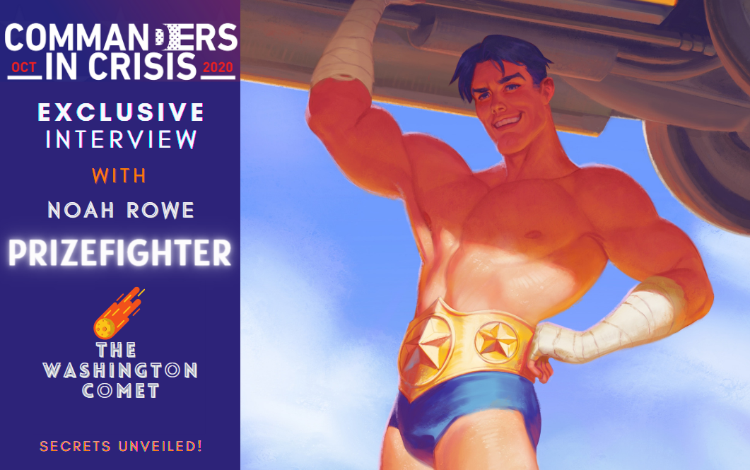 LGBT History Month: Introducing…. Prizefighter!